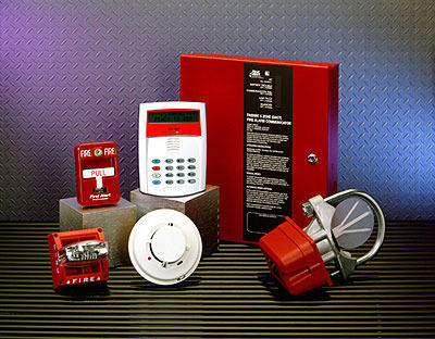 electronic fire alarm system 500x500